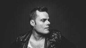 Der Sänger Marc Martel vom Musical One Vision of Queen