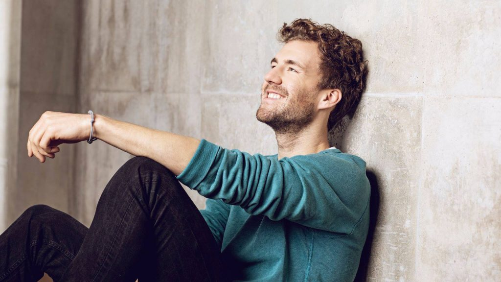 Der Komiker Luke Mockridge
